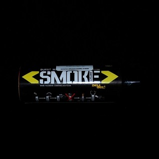 Burst Smoke - Yellow
