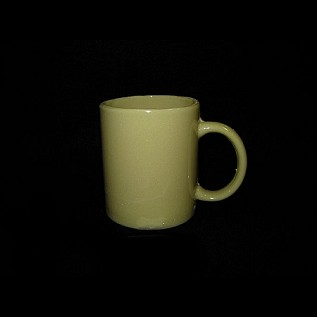 Wide Mouth Coffee Mug