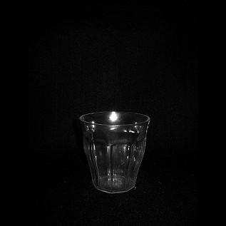Tumbler - Contoured Water Glass