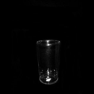 Water Glass Straight Tumbler