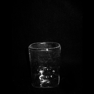 'Battlestar' Water Glass Tumbler