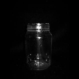 Wide Mouth Jar 1-liter