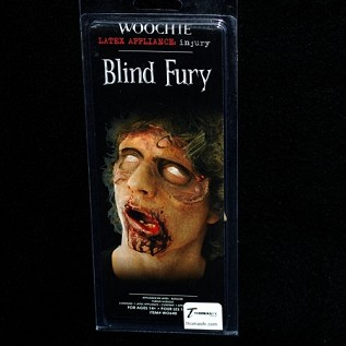 Woochie Blind Fury Latex Appliance