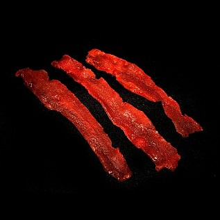 3 Slices Crispy Bacon