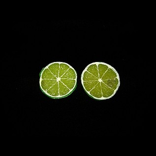 7 Lime Slices