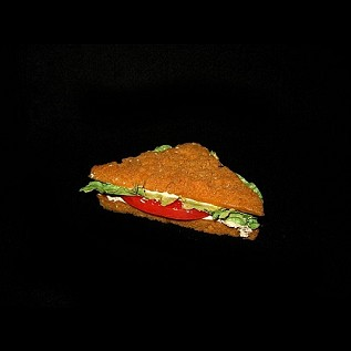 6 Tomato Cream Cheese Mini Sandwich Daily Rental