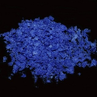 DIGI FLAKES ®  Pat Pending  Blue Chroma Key Flakes