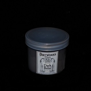 Dirtworks Powder Dark Brown 4 oz