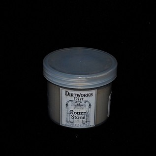 Dirtworks Powder Rotten Stone 4 oz