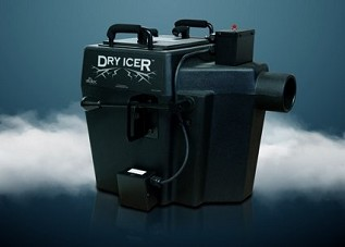 Dry Icer Low Lying Fog Generator by Ultratec