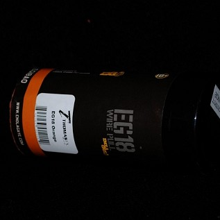 EG18 High Output Smoke Grenade - Orange