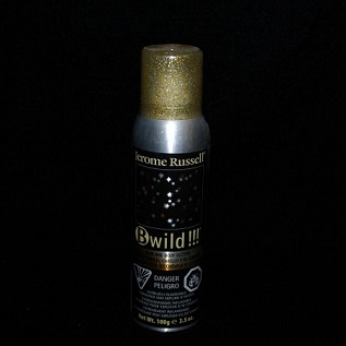 Jerome Temporary Gold/Silver Hair Spray 3.5 oz