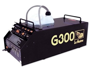 G300 Smoke Machine MK2