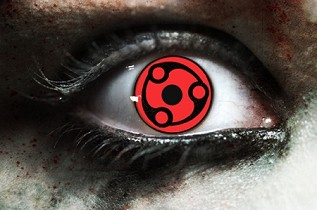 Madara Eternal Theatrical Contact Lenses
