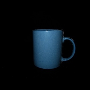 Standard Blue Coffee Mug II