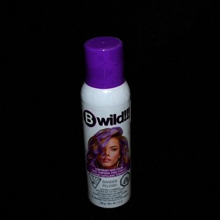 Jerome Temporary Wild Purple Hair Spray 3.5 oz