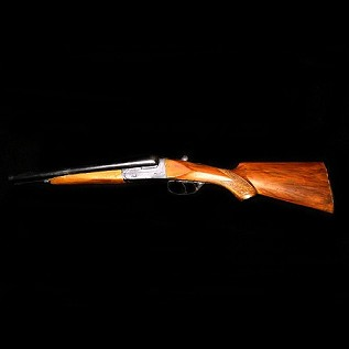 Sawed-off Double Barrel Shotgun Daily Rental