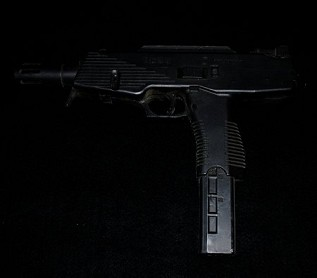 9mm  Machine Pistol Daily Rental