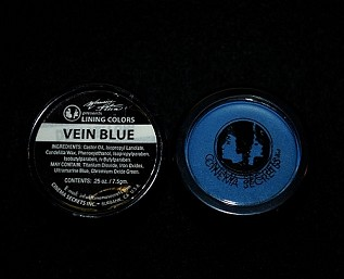 Vein Blue Cream Makeup