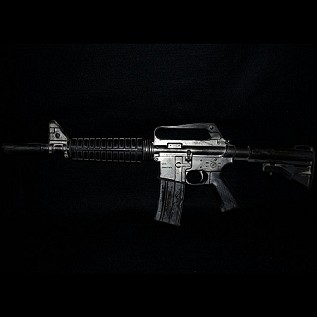 M16 Tactical Assault Rifle Daily Rental
