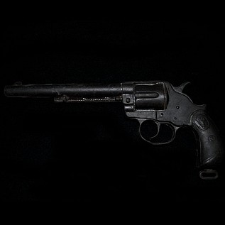 Handgun Single Action Colt Daily Rental