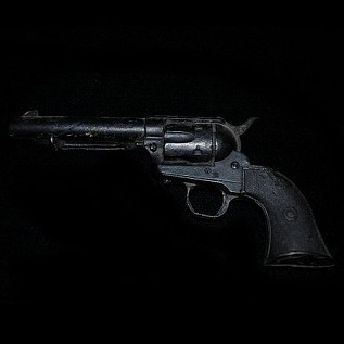 Handgun Single Action Colt .45 Daily Rental