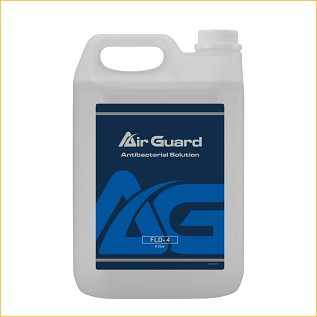 Air Guard Antibacterial Solution 4 liter